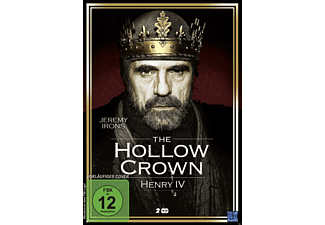 The Hollow Crown - Henry IV - Teil 1+2 - (DVD)