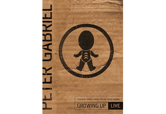 Peter Gabriel - Growing Up Live - (DVD)