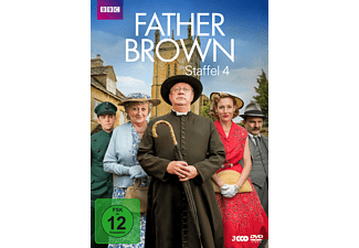 Father Brown - Staffel 4 [DVD]