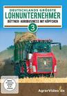 Deutschlands grösste Lohnunternehmer 3 / Büttner: Agrobusiness mit Köpfchen [DVD] - broschei