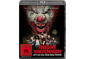 The Night Watchmen - (Blu-ray)