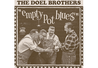 The Doel Brothers - Empty Pot Blues - (CD)
