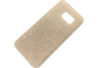 AGM 26286 Glow, Samsung, Backcover, Galaxy S7, Kunststoff, Gold