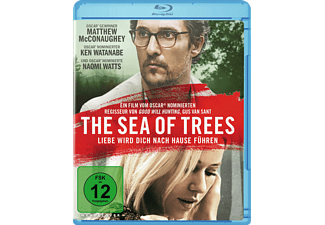 The Sea of Trees - (Blu-ray)