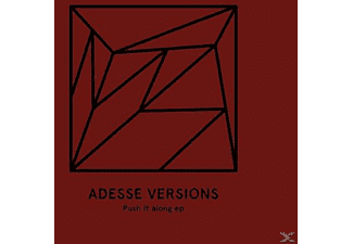 Adesse Versions - Push it along EP - (Vinyl)