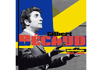 Gilbert Bécaud - Anthologie (1953-2002) - (CD)