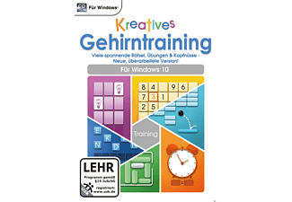 Kreatives Gehirntraining für Windows 10 - PC