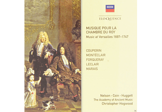 Christopher Hogwood, Academy Of Ancient Music - Music At The Court Of Versailles - (CD)