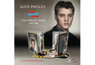 Elvis Presley - The Complete Works 1953-1955 - (CD)