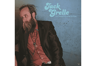 Jack Grelle - Got Dressed Up to be Let Down - (CD)