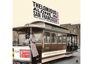Thelonious Monk - Alone In San Francisco (Ltd.180g Vinyl) - (Vinyl)
