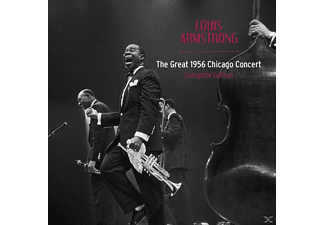Louis Armstrong - The Great 1956 Chicago Concert+13 Bonus - (CD)