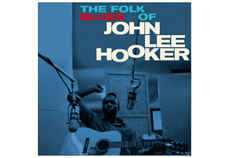 John Lee Hooker - The Folk Blues Of+3 Bonus Tracks (Ltd.180g Viny - (Vinyl)