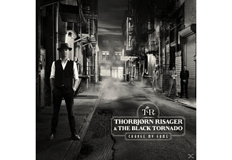 Thorbjörn Risager - Change My Game - (CD)