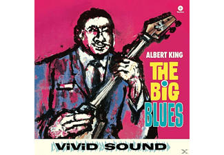 Albert King - The Big Blues+2 Bonus Track (Ltd.180g Vinyl) - (Vinyl)