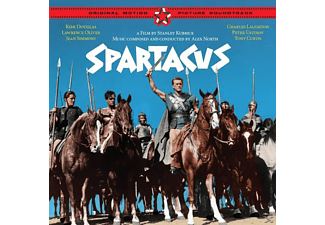 O.S.T. - Spartacus (Ost)+4 Bonus Tracks - (CD)