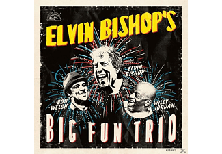 Elvin Bishop - Elvin Bishop's Big Fun Trio - (CD)