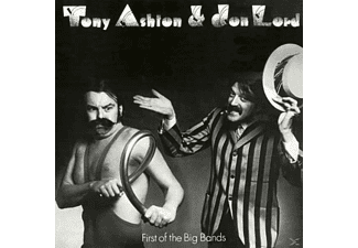 ASHTON,TONY & LORD,JON - First Of The Big Bands - (CD)