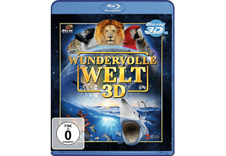 WUNDERVOLLE WELT - SPECIAL REAL 3D EDITION (3D BLU-RAY) - (3D Blu-ray)