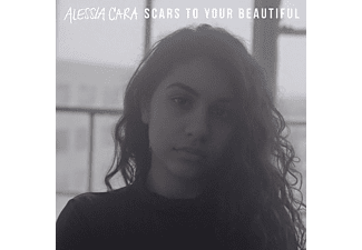 Alessia Cara - Scars To Your Beautiful - (5 Zoll Single CD (2-Track))
