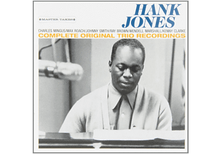 Hank Jones - Complete Original Trio Recordings (CD)