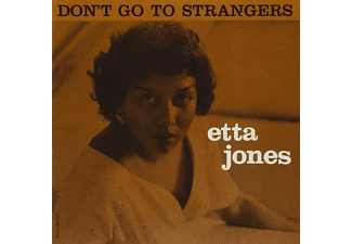 Etta Jones - Don't Go to Strangers/Something Nice (CD)