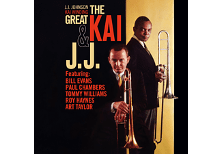 Johnson & Winding J.J - The Great Kai & J.J. (CD)