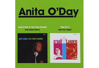 Anita O'Day - And the Three Sounds/Time for Two (CD)