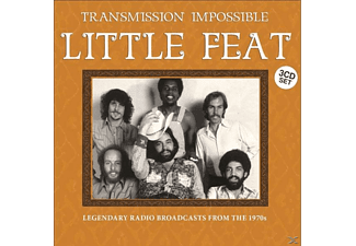 Little Feat - Transmission Impossible - (CD)