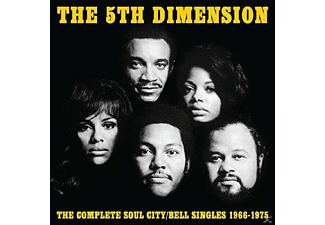 The Fifth Dimension - Complete Soul City - (CD)