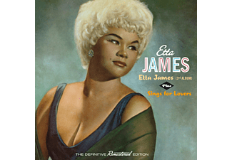 Etta James - Etta James/Sings for Lovers (CD)