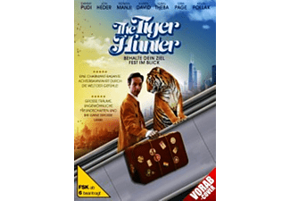 The Tiger Hunter - Behalte Dein Ziel fest im Blick - (DVD)
