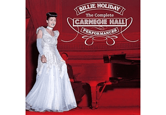 Billie Holiday - Complete Carnegie Hall Performances (CD)