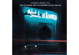 Ahmad Jamal - Complete 1961 Alhambra Performances (CD)