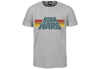 Star Wars T-Shirt Vintage Logo 1977, XL