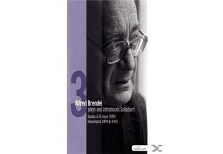 Alfred Brendel - Brendel Plays And Introduces Schubert 3 - (DVD)