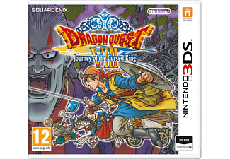 Dragon Quest VIII Journey of the Cursed King | 3DS