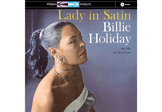 Billie Holiday - Lady in Satin (High Quality Edition) (Vinyl LP (nagylemez))