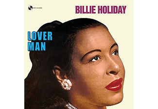 Billie Holiday - Lover Man (High Quality, Limited, Remastered Edition) (Vinyl LP (nagylemez))