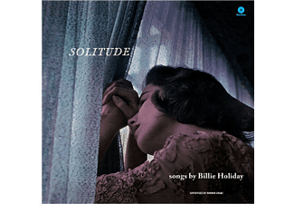 Billie Holiday - Solitude (High Quality Edition) (Vinyl LP (nagylemez))