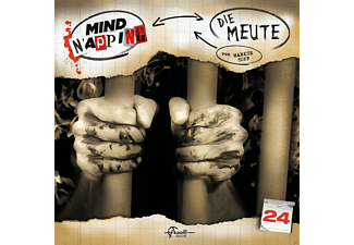 MINDNAPPING 24: DIE MEUTE - 1 CD - Krimi/Thriller