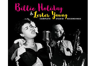 Billie Holiday, Lester Young - Complete Studio Recordings (CD)