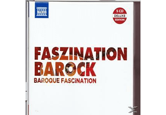 VARIOUS - Faszination Barock - (CD)