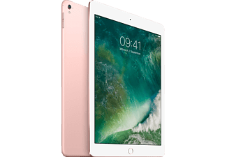 APPLE iPad Pro WiFi + Cellular, Tablet mit 9.7 Zoll, 128 GB Speicher, iOS 9, Rosegold