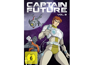 Captain Future Vol. 2 - (DVD)
