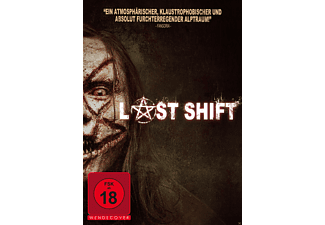 Last Shift - (DVD)