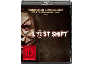 Last Shift - (Blu-ray)