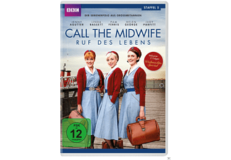 Call the Midwife - Ruf des Lebens - Staffel 5 - (DVD)
