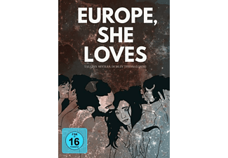 Europe, she loves - (DVD)