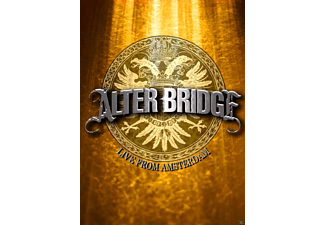 Alter Bridge - Live from Amsterdam - (DVD)
